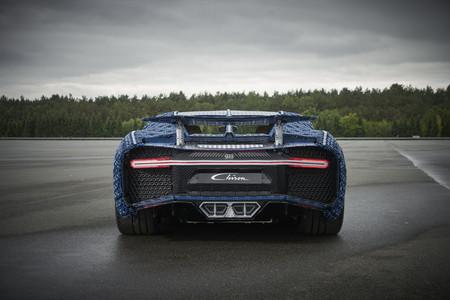 Bugatti Chiron Lego 6