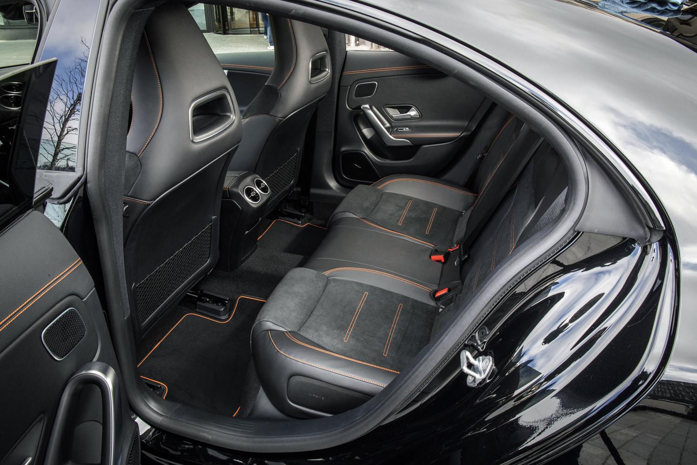 Foto de Mercedes-Benz CLA Coupé 2019, toma de contacto (192/248)
