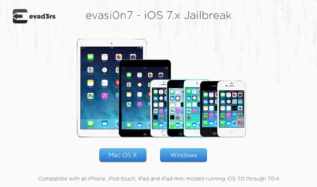 Evasi0n7, el jailbreak untethered para iOS 7