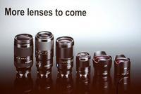 Así son los prototipos de las ópticas para cámaras Full Frame con montura E que Sony está a punto de lanzar