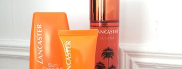 ¿Huyes del sol porque tienes la piel muy sensible?: probamos la gama solar 'Sun Sensitive' de Lancaster