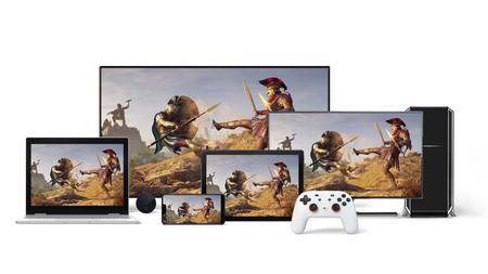 Google Stadia solo estará disponible para los smartphones Pixel 3, Pixel 3 XL, Pixel 3a y Pixel 3a XL en el lanzamiento