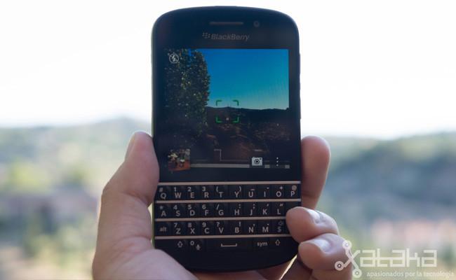 Blackberry Q10 es furor y rompe records