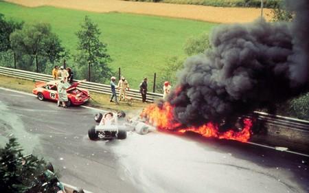 Niki Lauda Nurburgring 1976
