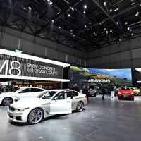 Menos salones del automóvil, más ferias de tecnología: así de techie quiere ser BMW