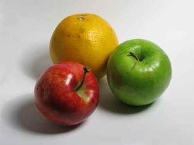 Pásate a los alimentos ricos en fibra para perder la grasa abdominal