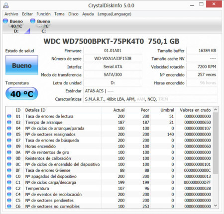 Alienware 14 HDD
