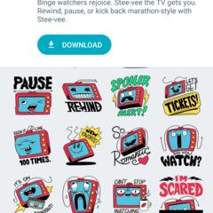 Foto 9 de 24 de la galería google-allo-stickers en Xataka Android