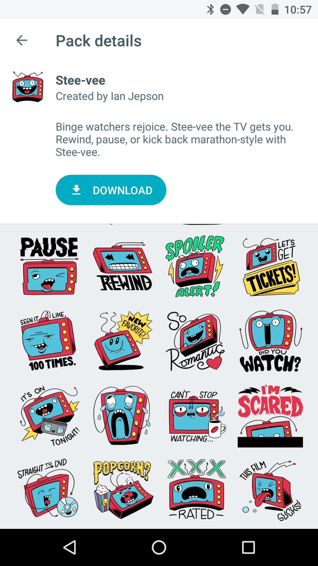 Foto de Google Allo Stickers (9/24)