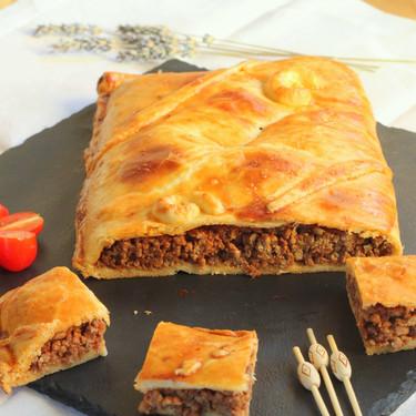 La receta de empanada de carne picada más fácil del mundo