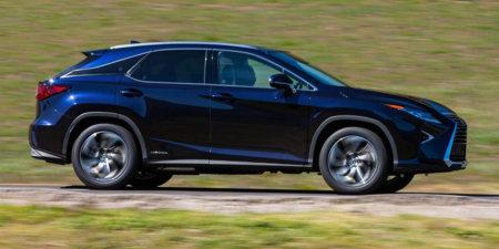 Lexus RX 2016, más deportivo y con versiones F-Sport