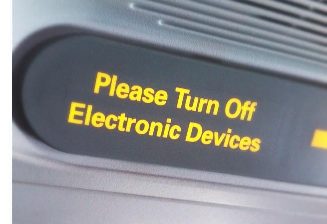 Nuestros dispositivos electrónicos, listos para ser bienvenidos a bordo