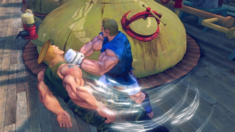Foto de Street Fighter IV - E3 2008 (1/29)