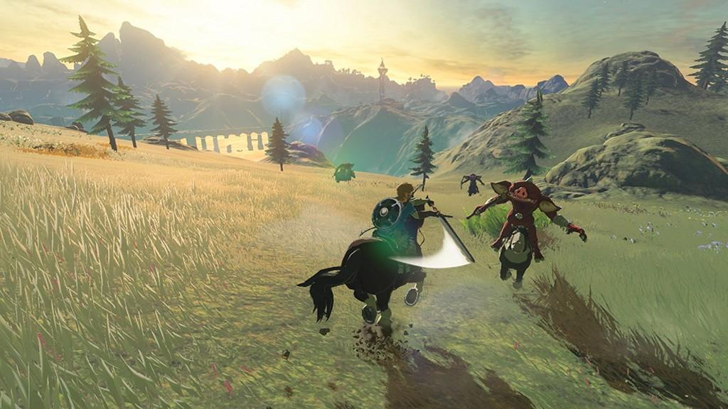Legend Zelda Breath Wild 5