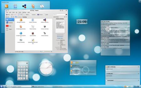 Air - KDE 4.3