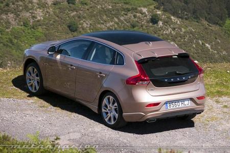 Volvo V40, presentación y prueba en Asturias (parte 2)