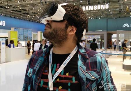 Samsung Gear VR, toma de contacto con vídeo
