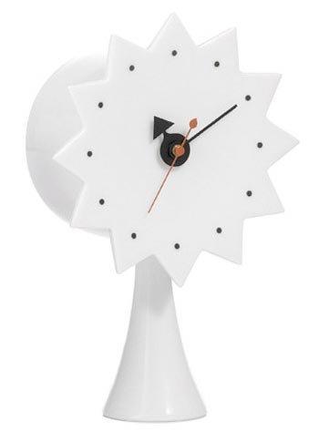 Relojes diseñados por George Nelson en 1953