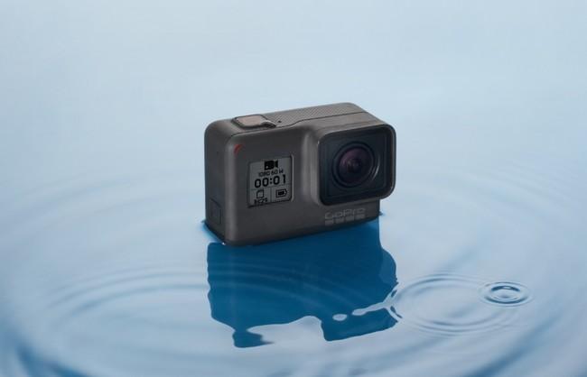 GoPro Hero es la cámara de acción (algo más) asequible que graba a 1440p en 60 fps