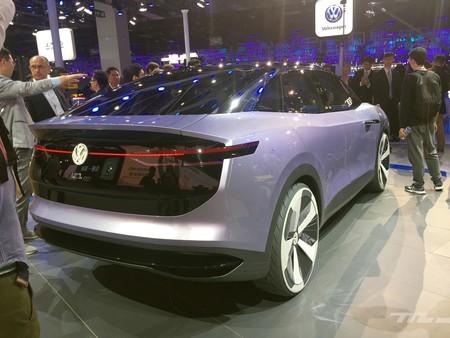 Volkswagen I D Crozz Concept 2