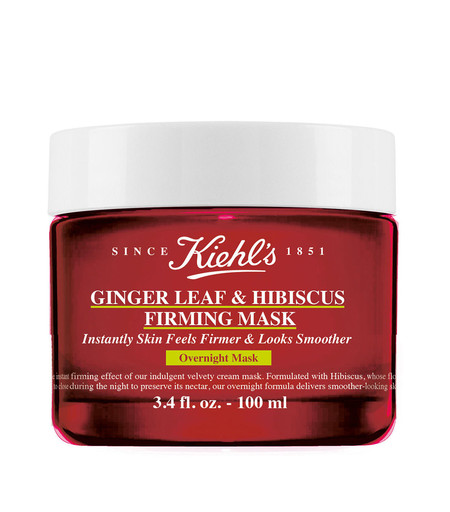 Ginger Leaf Hibiscus Firming Overnight Mask