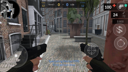 Critical Ops quiere convertirse en el heredero de Counter Strike para Android