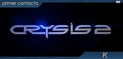 'Crysis 2', lo hemos visto en acción y sí, es visualmente impactante [E3 2010]