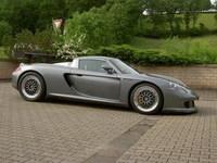 Porsche Carrera GT por DP Motorsport