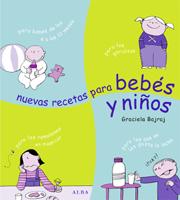 Libro de recetas para bebés y niños