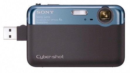 Sony pone color a sus Cybershot básicas