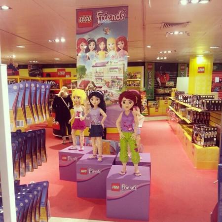 Hemos estado en Construlandia un sensacional espacio de LEGO en el Corte Inglés de Preciados de Madrid