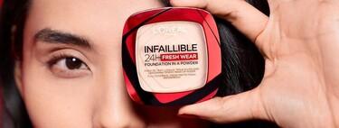 El challenge de los polvos de maquillaje compactos que triunfa en TikTok: Infaillible 24H Fresh Wear de L'Oréal Paris