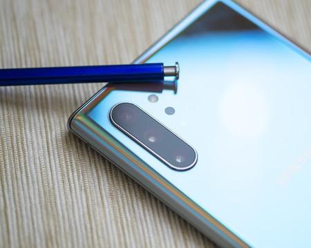 Samsung Galaxy Note 10 Plus Camara Trasera 01