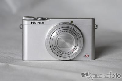 Fujifilm XQ1, análisis