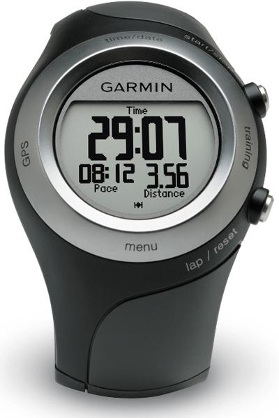 Forerunner 405, reloj GPS