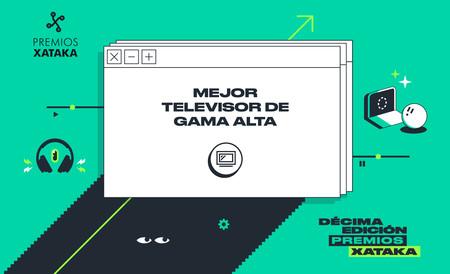 Mejor televisor de gama alta: vota en los Premios Xataka 2019