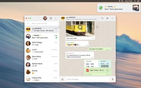 La beta de WhatsApp para Mac ya está disponible: aquí podemos descargarla