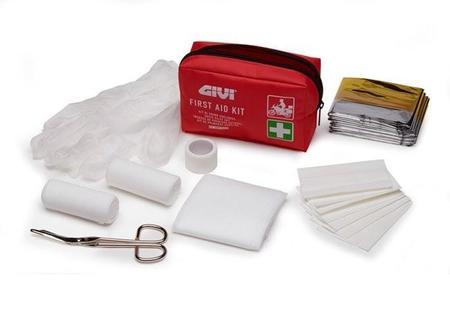 Kits de emergencia para moto de GIVI