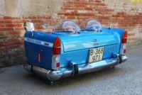 Bel&Bel, o cómo transformar coches clásicos en muebles que te llevarías a tu casa