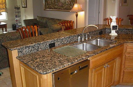 Limpieza de m rmol granito y compactos for Colores de granito para mesones de cocina
