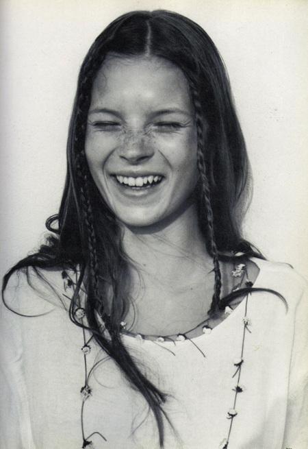 Kate Moss, la modelo que cambió la moda actual