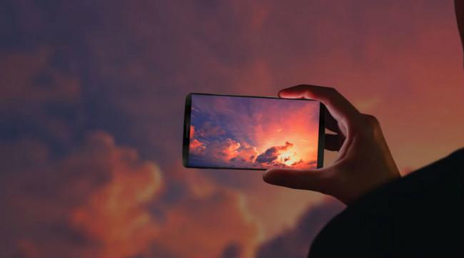 Galaxy S8 Camara