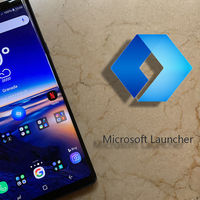 Microsoft Launcher se actualiza y ahora compatible con el control por gestos de Android 10