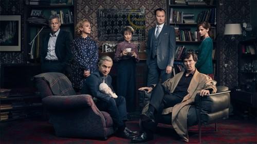 'Sherlock' arranca su cuarta temporada poniendo a sus protagonistas en el punto de mira