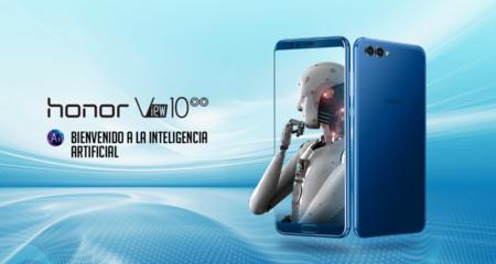 El Honor View 10 llega a España: precio y disponibilidad oficial