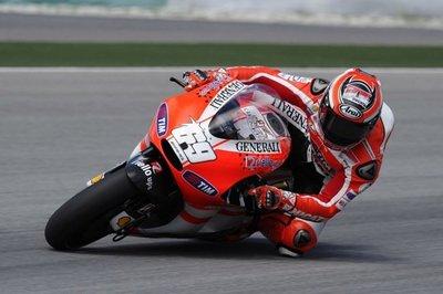 MotoGP 2011 en Sepang: ¿malos augurios para Ducati?