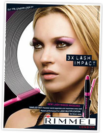 ¿Dejará de ser Kate Moss la imagen de Rimmel?