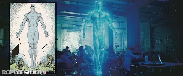 Foto de 'Watchmen', nuevas imágenes y comparativa (12/14)
