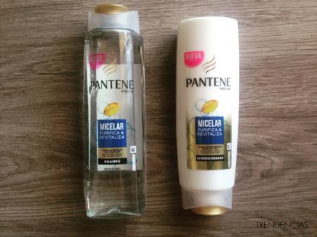 Hemos probado la línea micelar de Pantene, lo más fresco para tu pelo este otoño