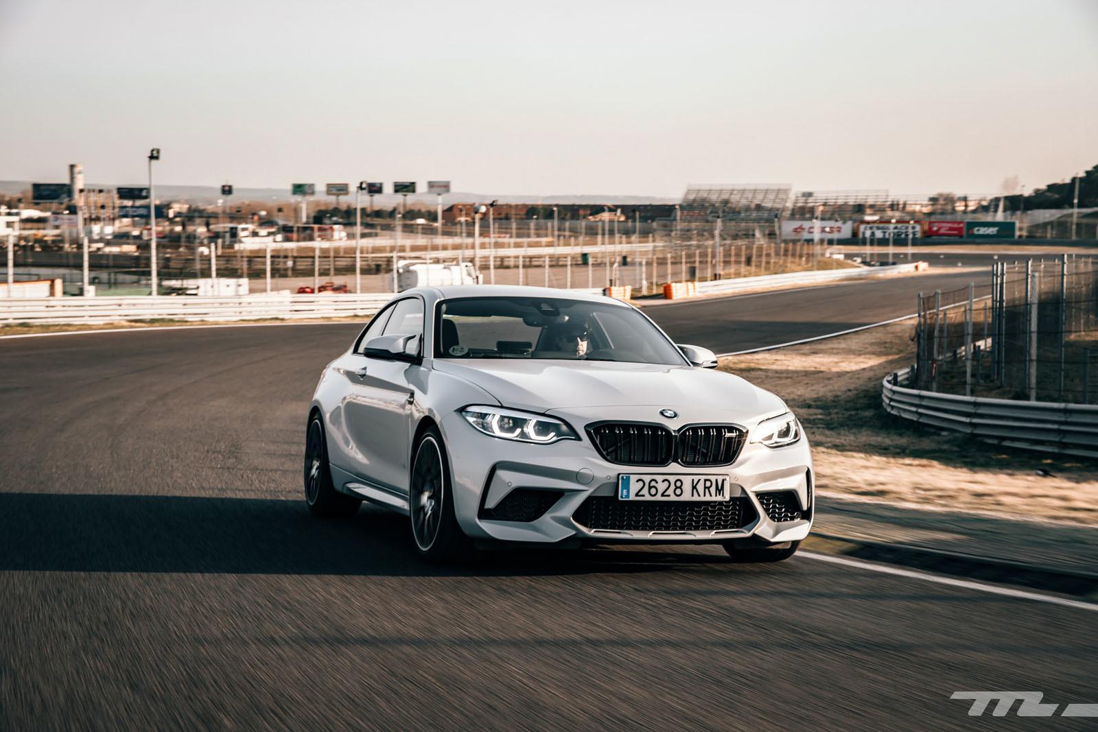 Foto de BMW M2 Competition (prueba) (32/42)